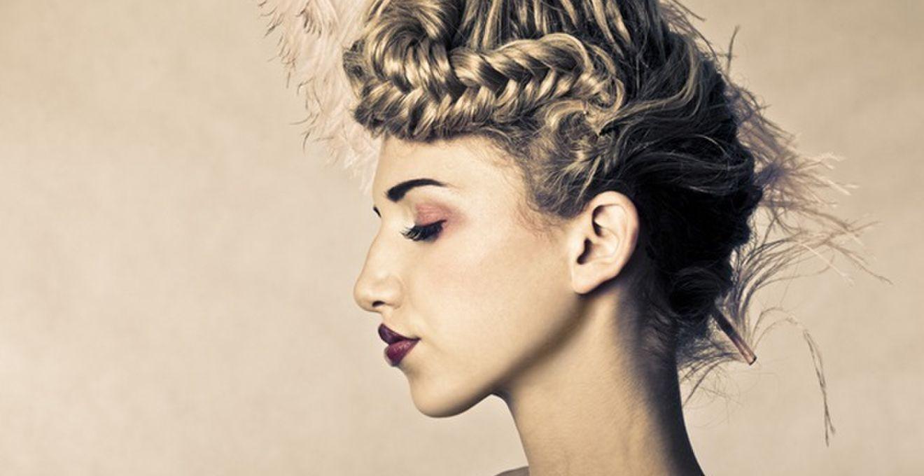 和装に似合う可愛い髪型!! 結婚式向け和が映えるヘアアレンジ