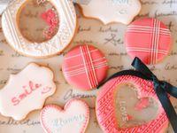 \プチギフトに/「ステンドグラスクッキー」で幸せをお裾分け!