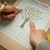 オリジナル結婚証明書