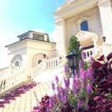 大階段でのお写真