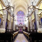 世界5大教会とワールドワイド・フェローシップ(祈りの提携)を結んだ由緒正しい大聖堂はゴシック様式の最高峰とされているノートルダム寺院をモチーフにした