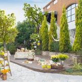 2015年春、ガーデンを全面リニューアル!! イングリッシュガーデンのような雰囲気でキュートな写真をたくさん撮って♪
