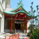 独立型神殿『吉野殿』