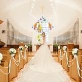 人気のチャペル『サンタムール』教会式・人前式可