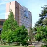 昭島駅徒歩7分に佇む都市型リゾートホテル