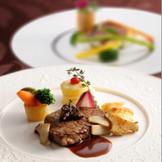 和と洋の贅沢な競演!ゲストの声から生まれた迎賓館TOKIWAならではの二部構成の婚礼料理