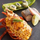 鮮度と素材にこだわったお料理は ご参列ゲストにとって一番のおもてなし