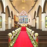 170年の歴史と伝統を受け継いだ礼拝堂