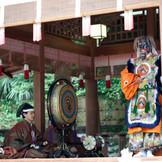 本格神前式だからこそ叶うダイナミックな儀式の演出。ゲストもくぎづけになる