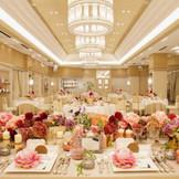 バンケットフルールは、お洒落でCuteなイメージの花嫁にぴったり!アットホームで和やかなおうちカフェウェディングもできるよ!