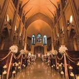 """ヨーロッパの伝統を受け継ぐ長野県でも他に類を見ない大聖堂""""セント・カテドラル"""""""