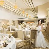 Banquet「TSUNAGI」おふたりとゲストの繋がりのある楽しいひと時を。