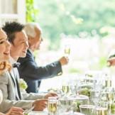 大切なゲストとおもてなしの料理と会話を楽しんで!