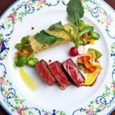 美食にこだわりたいお二人の婚礼料理にふさわしい食材となる。