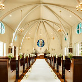 2016年秋より北野のシンボルでもある「北野教会」が新たな挙式舞台として幕を開ける
