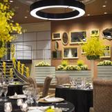 新会場「イシス」 ゲストの皆様と楽しみたいという御披露宴には最適の会場です