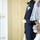 多くの花嫁を見守ってきた白亜の大聖堂