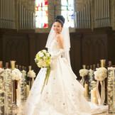NewOpenを迎えた独立型教会「st,メルヴェイユ」で感動Wedding!