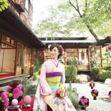 伝統的建造物と和庭園。どの場所での素敵な写真が残せます!『神戸・北野』で結婚式を挙げるなら『神戸北野ハンター迎賓館』へ。