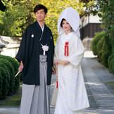 緑ゆたかな大阪城でお二人の愛の誓いを