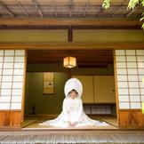 憧れの白無垢で挙式。 叶えたい結婚式が渭水苑/祥雲閣にはあります。