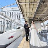 岡山駅直結の好アクセス