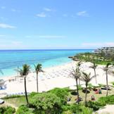 美しさに定評のあるムーンビーチ