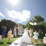 ガーデンチャペル ヴァンヴェール【教会式 / 人前式】 おふたりだけのオリジナル演出を・・・