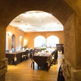 少人数で挙式会食でもご会食はスペース貸切りなので安心しておくつろぎ頂けます。