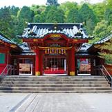 箱根神社~パワースポットとして名高い箱根神社での挙式~