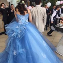 素敵なドレス♥