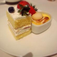 ケーキ&デザート