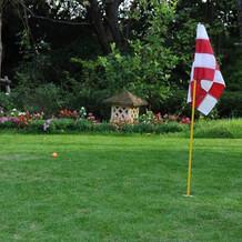 ゴルフゲームが出来ちゃいます