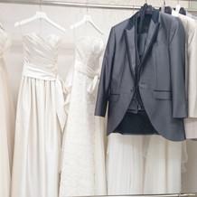 ドレス 一例