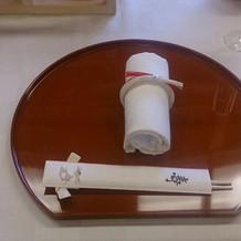 テーブル ナプキン水引