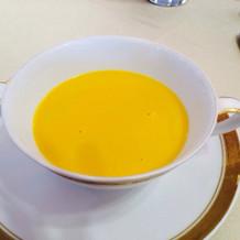 南瓜スープ