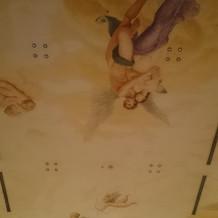 チャペルの天井画