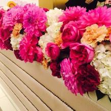 すごく良い匂いがした花