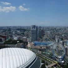 上層階からの眺め