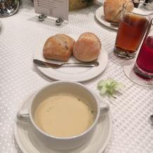 スープがすごく好きな味でした。