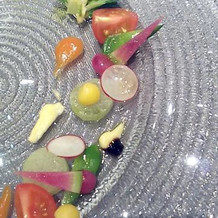 きれいな野菜