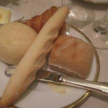 パンはどれもとても美味しいです