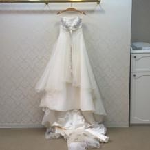 挙式ドレス