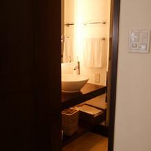 ブライズルームシャワー室
