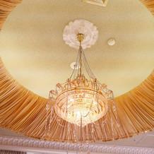 ブライズルーム天井