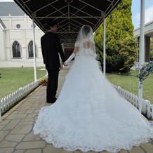 イメージ通りのドレス
