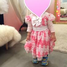 子どものレンタル衣装