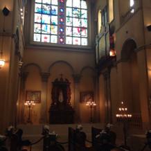 サンマルコ大聖堂チャペル