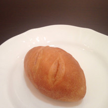 小ぶりなパン