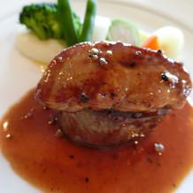 肉料理(グレース)